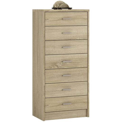 4 You 7 Drawer Narrow Chest - Simply Utopia