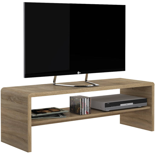 4 You Wide Coffee Table/ TV Unit In Sonama Oak - Simply Utopia
