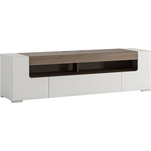 Toronto 190 cm wide TV Cabinet - Simply Utopia