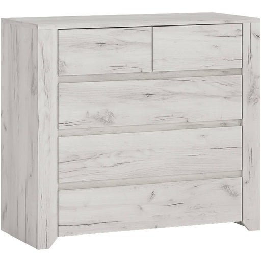 Angel 2+3 Chest of Drawers - Simply Utopia