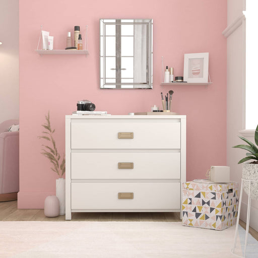 Monarch Hill Haven 3 Drawer Dresser - Simply Utopia