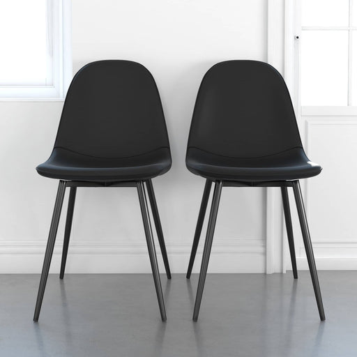 Calvin Upholster  Dining Chair (Set Of 2) - Simply Utopia