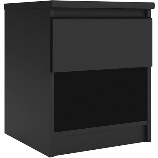 Naia Bedside - 1 Drawer 1 Shelf - Simply Utopia