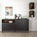 Roomers Wall Shelf Unit in Walnut - Simply Utopia