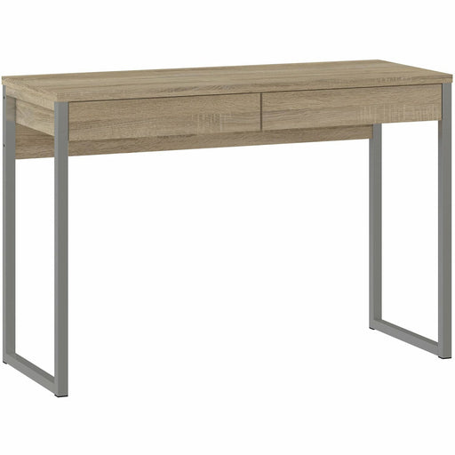 Function Plus Desk 2 Drawers in Oak - Simply Utopia
