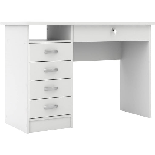 Function Plus Desk 5 Drawers - Simply Utopia