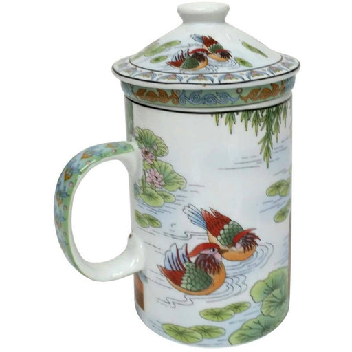 Garden Ladies Infuser Mug - Simply Utopia