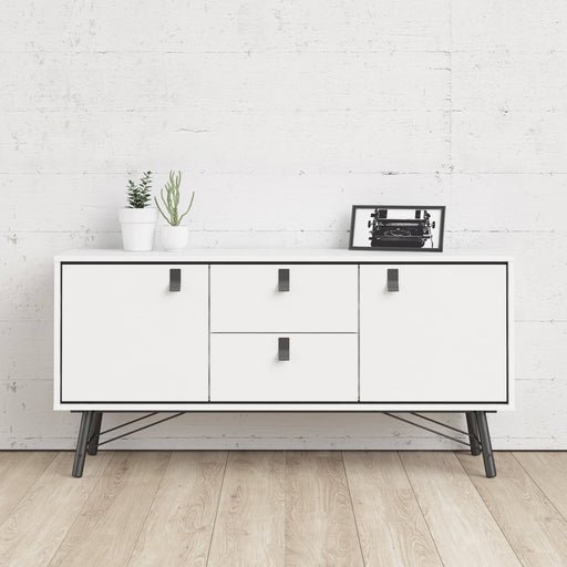 Sideboard 2 doors + 2 drawers - Simply Utopia