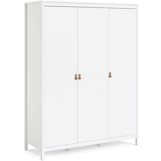 Barcelona Wardrobe with 3 doors - Simply Utopia
