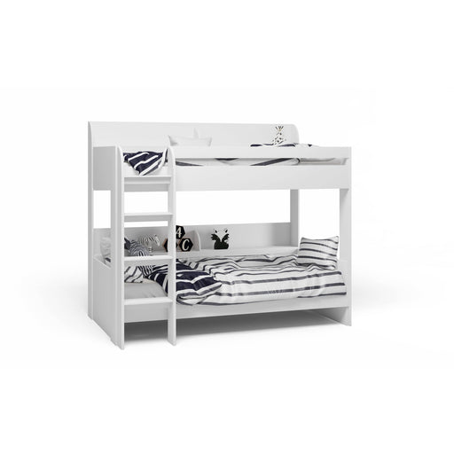 Aerial Bunk Bed White - Simply Utopia