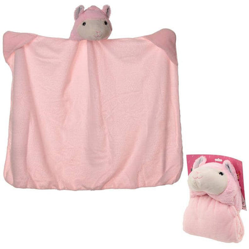 Plush Pink Llamapalooza Wearable Blanket - Simply Utopia