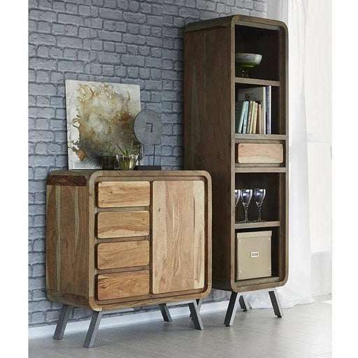 ASPEN NARROW BOOKCASE - Simply Utopia