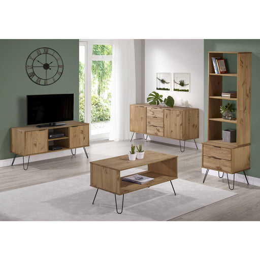 Augusta 4 drawer narrow chest of drawers - Simply Utopia