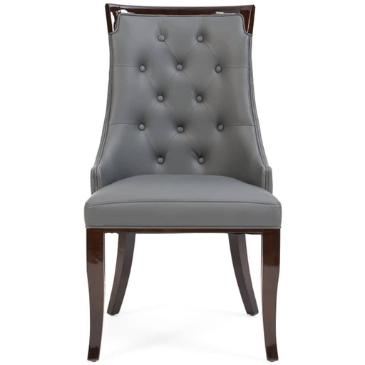 Aviva Pu Dining Chair (Pairs) - Simply Utopia