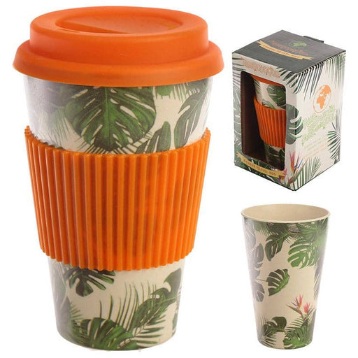 Bamboo Composite Cheese Plant Travel Mug - Simply Utopia