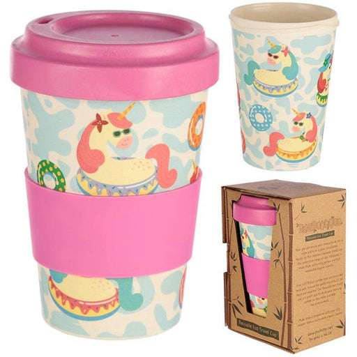 Bamboo Composite Unicorn Travel Mug - Simply Utopia