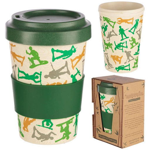 Bamboo Composite Toy Soldier Travel Mug - Simply Utopia