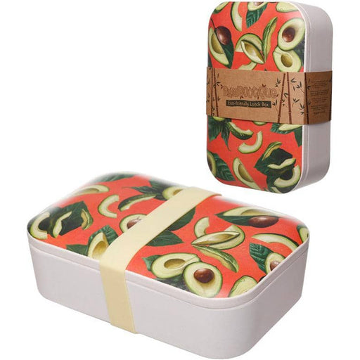 Bamboo Composite Avocado Lunch Box - Simply Utopia
