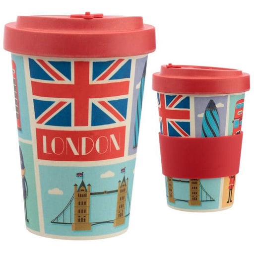 Bamboo Composite London Screw Top Travel Mug - Simply Utopia