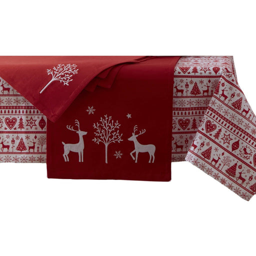 Yuletide Table Cloth - Simply Utopia