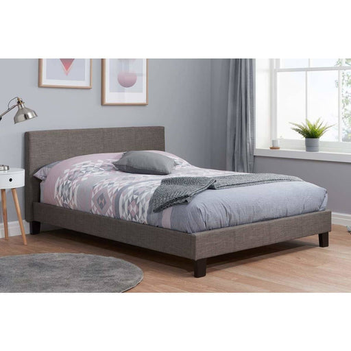 Berlin Fabric Bed - Simply Utopia