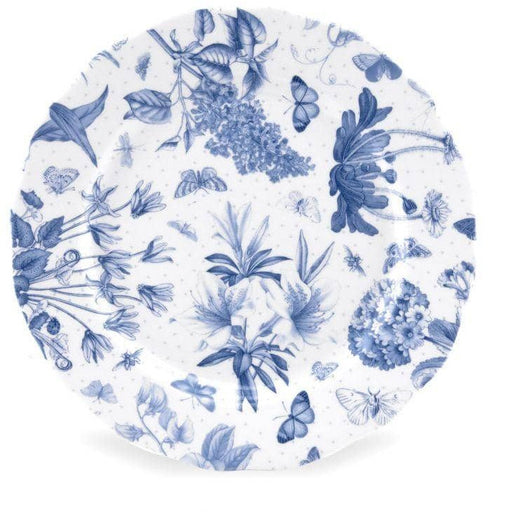 Portmeirion Botanic Blue 8.5 inch Side Plate set of 4 - Simply Utopia