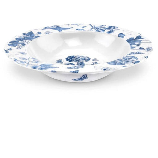 Portmeirion Botanic Blue 8.5 inch Bowls set of 4 - Simply Utopia