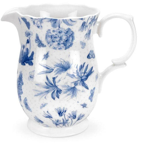 Portmeirion Botanic Blue Jug - Simply Utopia