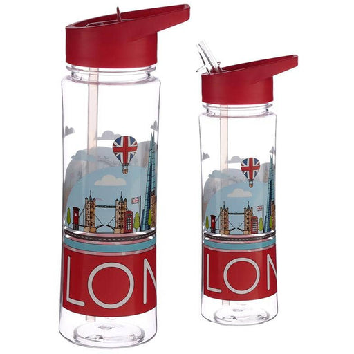 Fun London Skyline Design 500ml Bottle - Simply Utopia