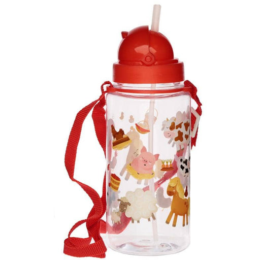 Fun Bramley Bunch Farm Design 450ml Childrens Water Bottle - Simply Utopia