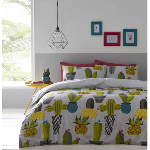 Cacti Duvet Set - Simply Utopia