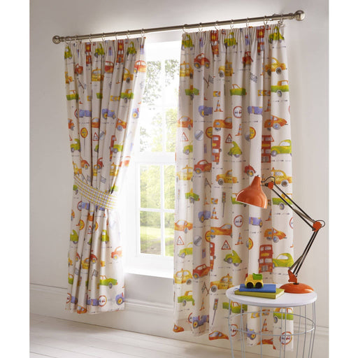 Cars Curtains - Simply Utopia