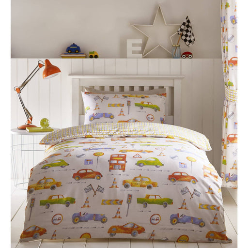 Cars Duvet Set - Simply Utopia