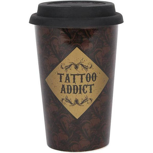 Tattoo Addict Travel Mug - Simply Utopia