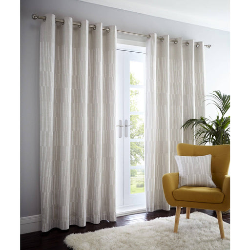 Detroit Eyelet Curtains - Simply Utopia