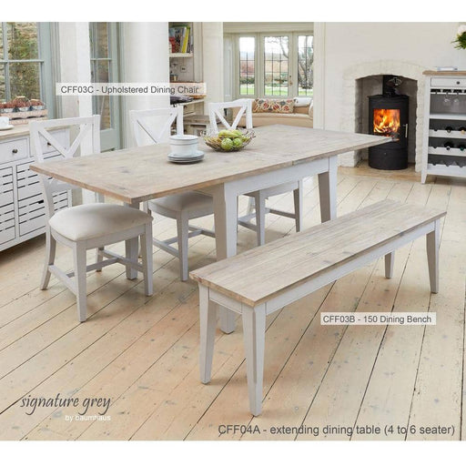 Signature Square Extending Dining Table - Simply Utopia