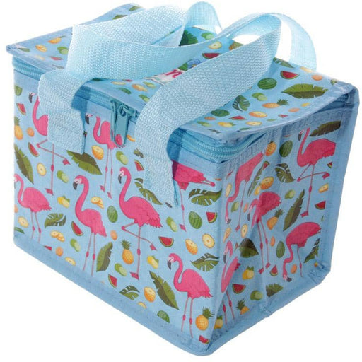 Fun Flamingo Design Lunch Box Cool Bag - Simply Utopia
