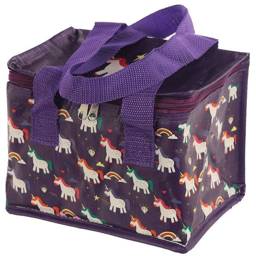 Rainbow Unicorn Design Lunch Box Cool Bag - Simply Utopia