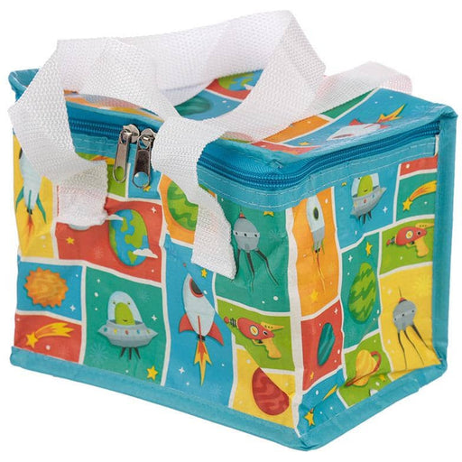 Space Design Lunch Box Cool Bag - Simply Utopia