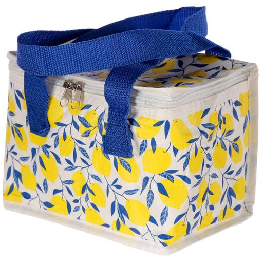 Lemons Design Lunch Box Cool Bag - Simply Utopia