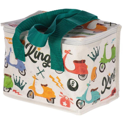 Speed King Scooter Design Lunch Box Cool Bag - Simply Utopia