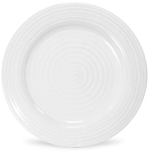 Sophie Conran for Portmeirion White Plate 8 inches Set of 4 - Simply Utopia