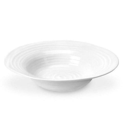 Sophie Conran for Portmeirion White Bistro Bowls set of 2 - Simply Utopia