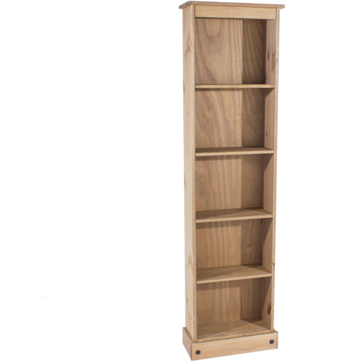 Corona Classic tall narrow bookcase - Simply Utopia