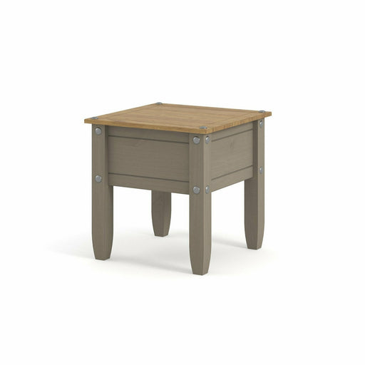 Corona Grey lamp table - Simply Utopia