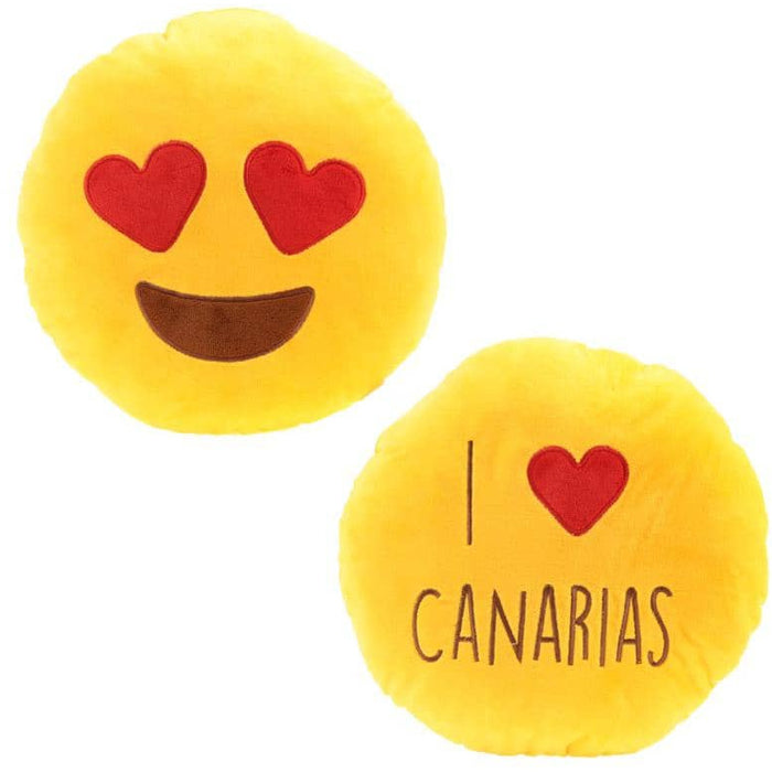 I Heart Canarias Emotive Cushion - Simply Utopia