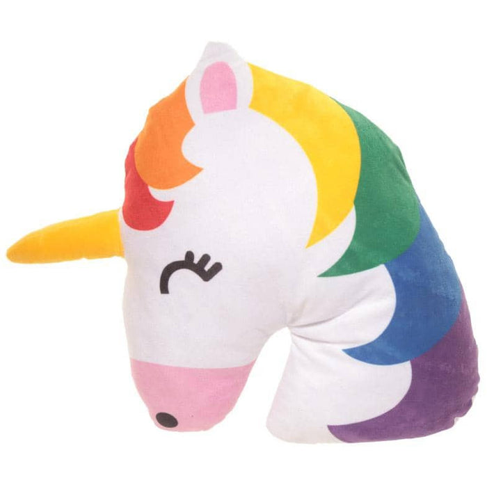 Rainbow Unicorn Emotive Cushion - Simply Utopia