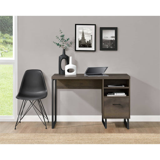 Candon Desk With 2 shelves and 1 Drawer - Simply Utopia