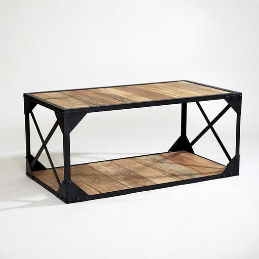 ASCOT COFFEE TABLE - Simply Utopia