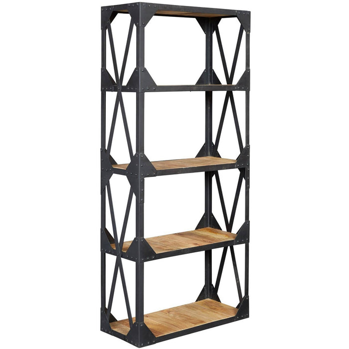 ASCOT LARGE BOOKCASE - Simply Utopia